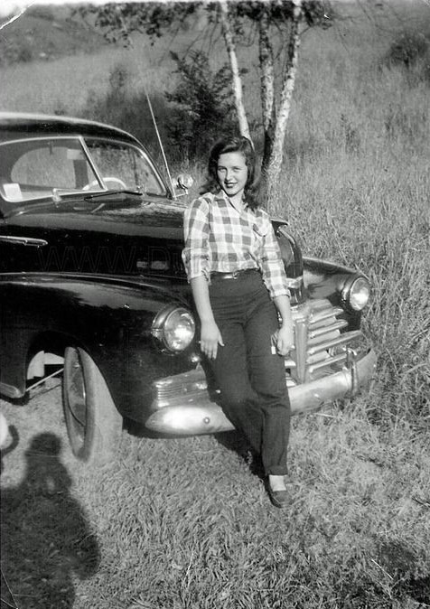 Vintage women's jeans