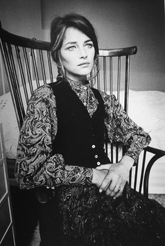 1970s Style Icon, Charlotte Rampling