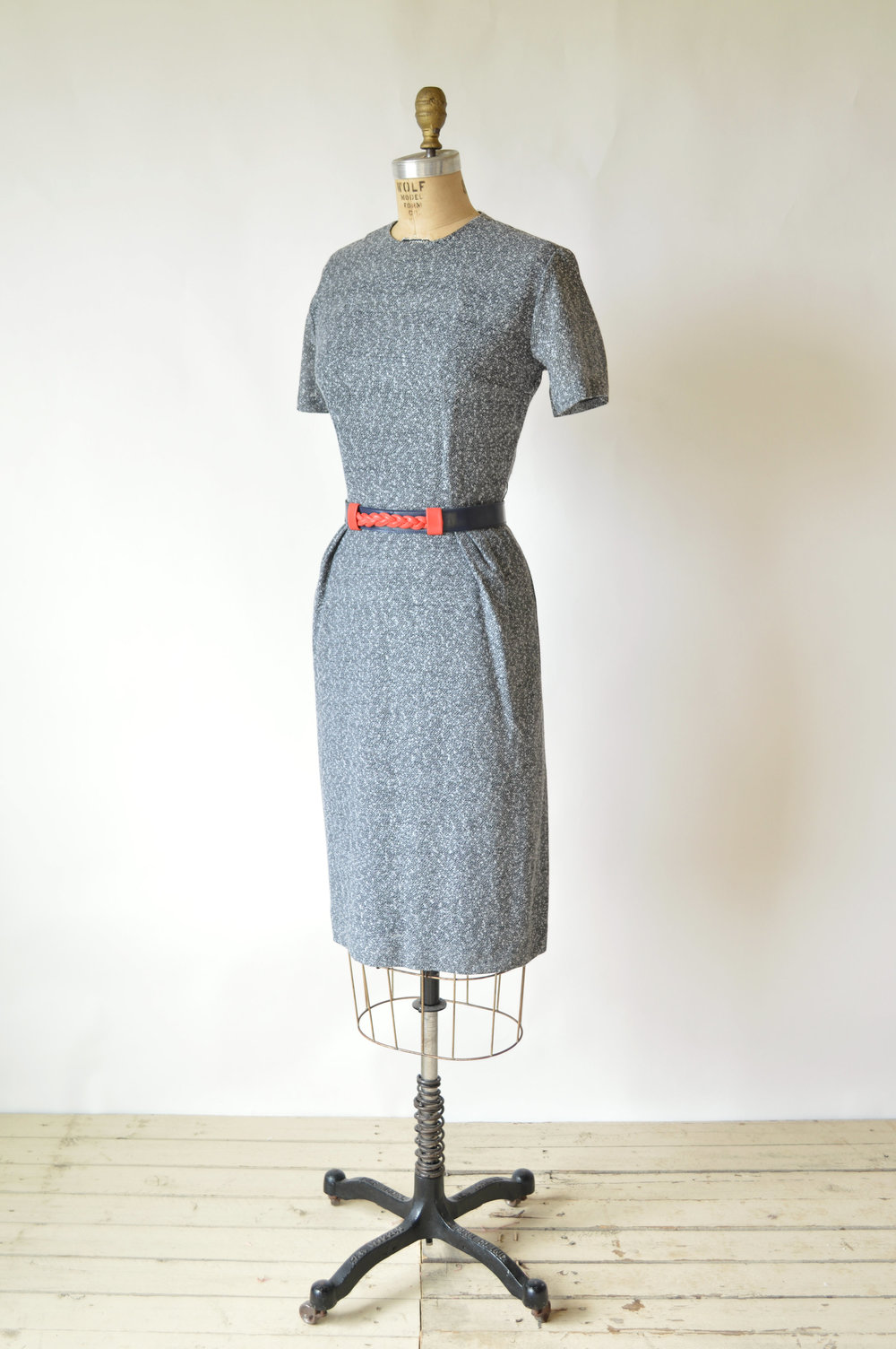 1960s Jan Morrow Dress