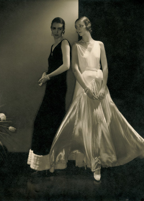 1920s fashion editorial