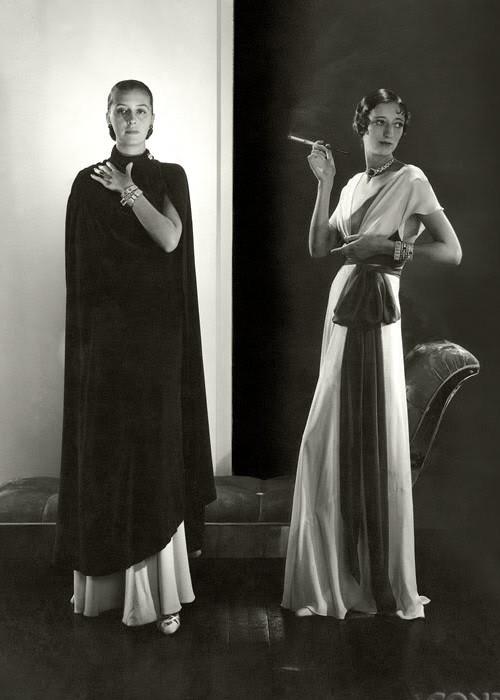 Marion Morehouse, 1934 © Condé Nast Archive/Corbis.