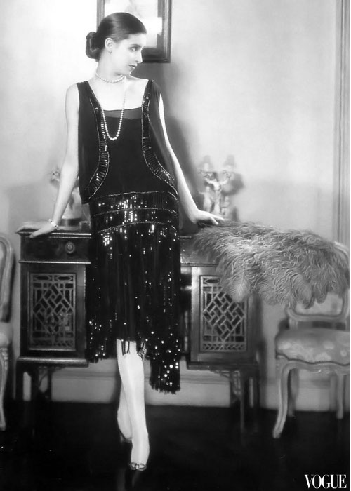 1920s style icon, Marion Morehouse