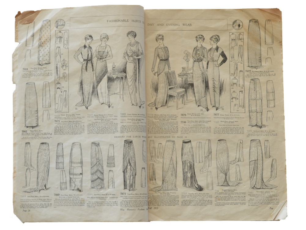 May Manton's Fashion Book