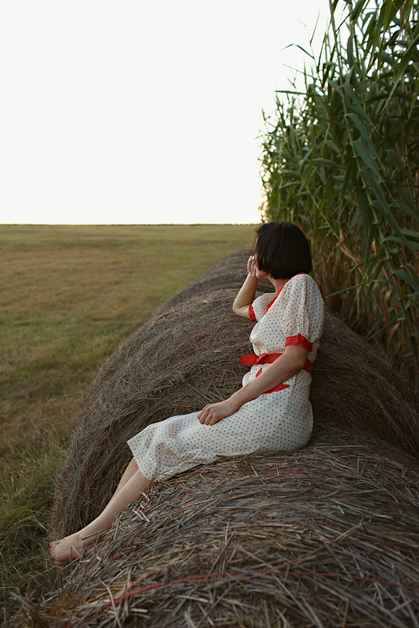 Last days of summer with Dalena Vintage. Photo by Nicole Mlakar.