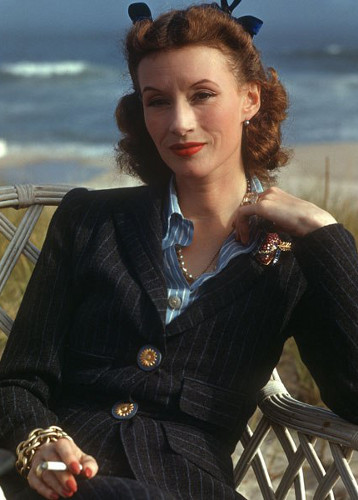 Style icon, Millicent Rogers in the 1940s