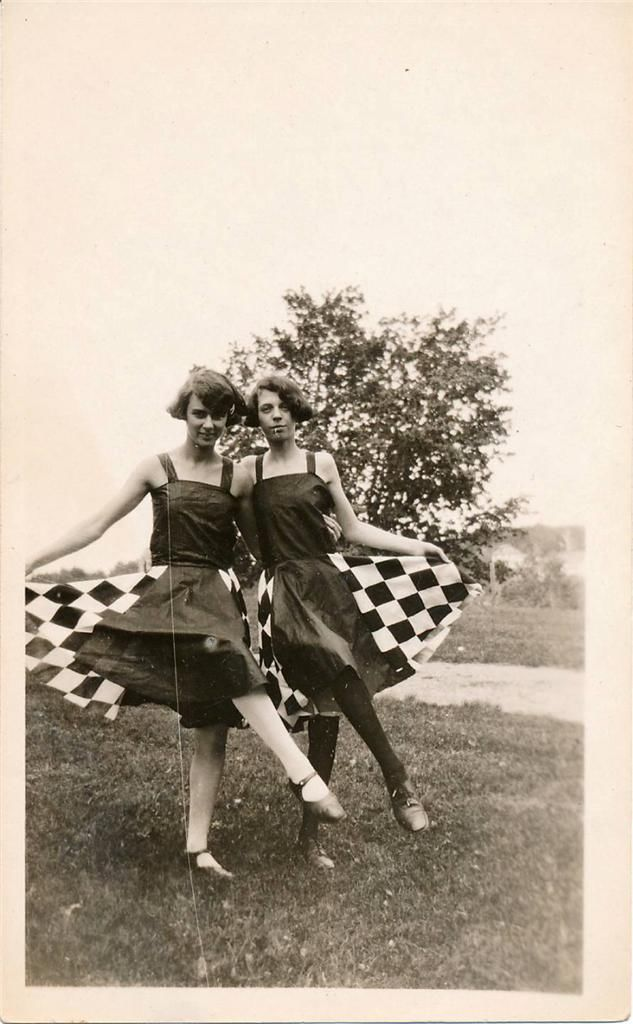 Saucy women of history, 1920s