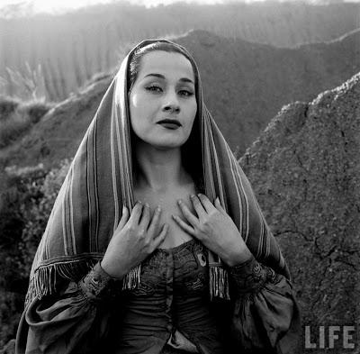 Peruvian soprano, Yma Sumac
