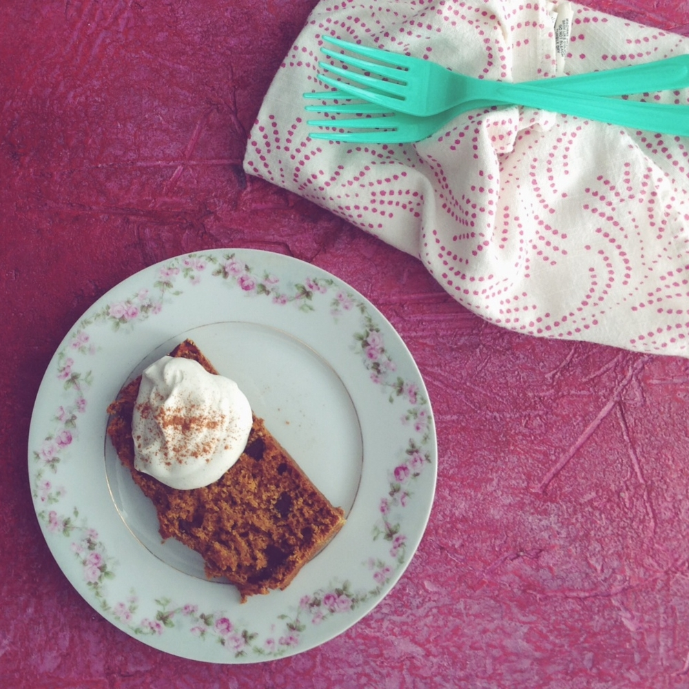 Maple-Cinnamon Whipped Cream
