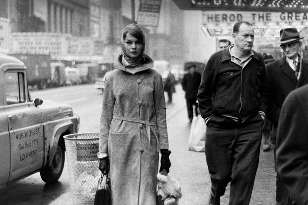 Style icon, Jean Shrimpton.
