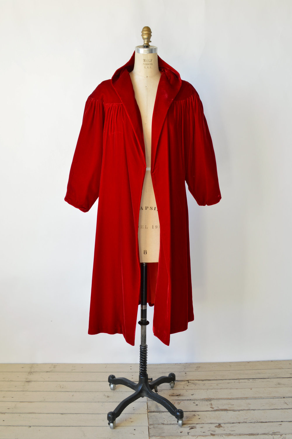 1950's Lily Diamond Swing Coat