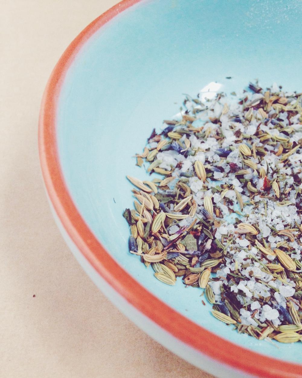 Sel de Provence DIY Recipe from Domestic Deborah
