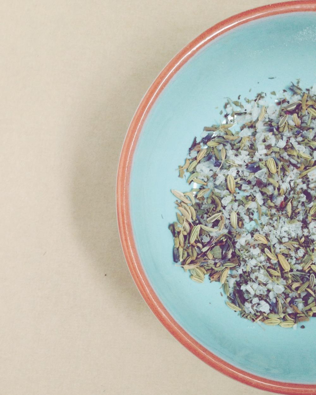 DIY Sel de Provence Recipe from Domestic Deborah