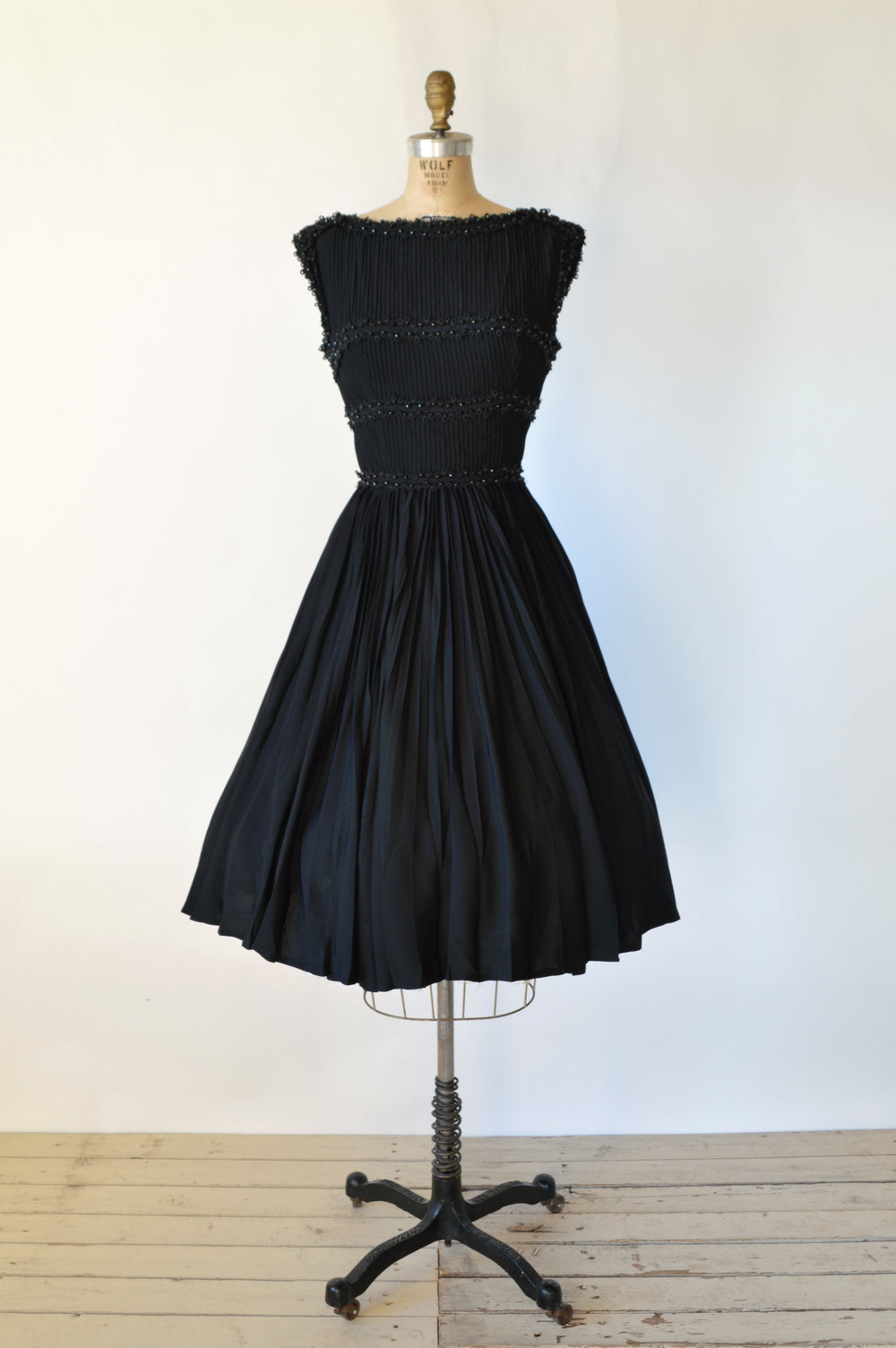 Vintage Holiday Dress from Dalena Vintage