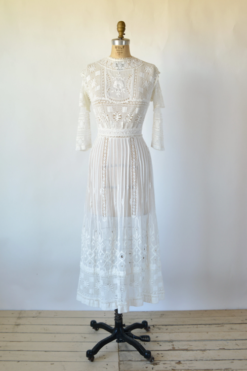 Top 10 | Edwardian Wedding Dresses — Vintage Clothing Store Online ...