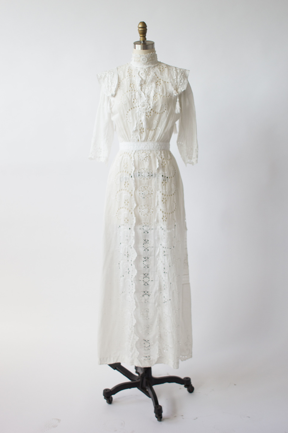 Top 10 Edwardian Wedding Dresses Vintage Clothing Store Online Austin Texas Dalena Vintage