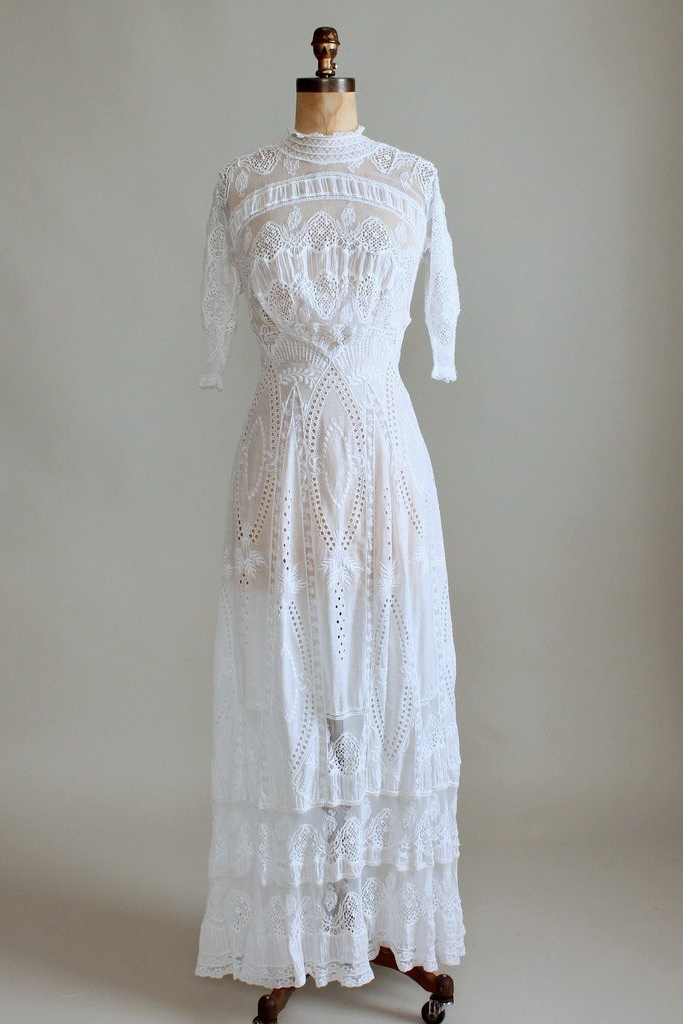 top 10 edwardian wedding dresses vintage clothing