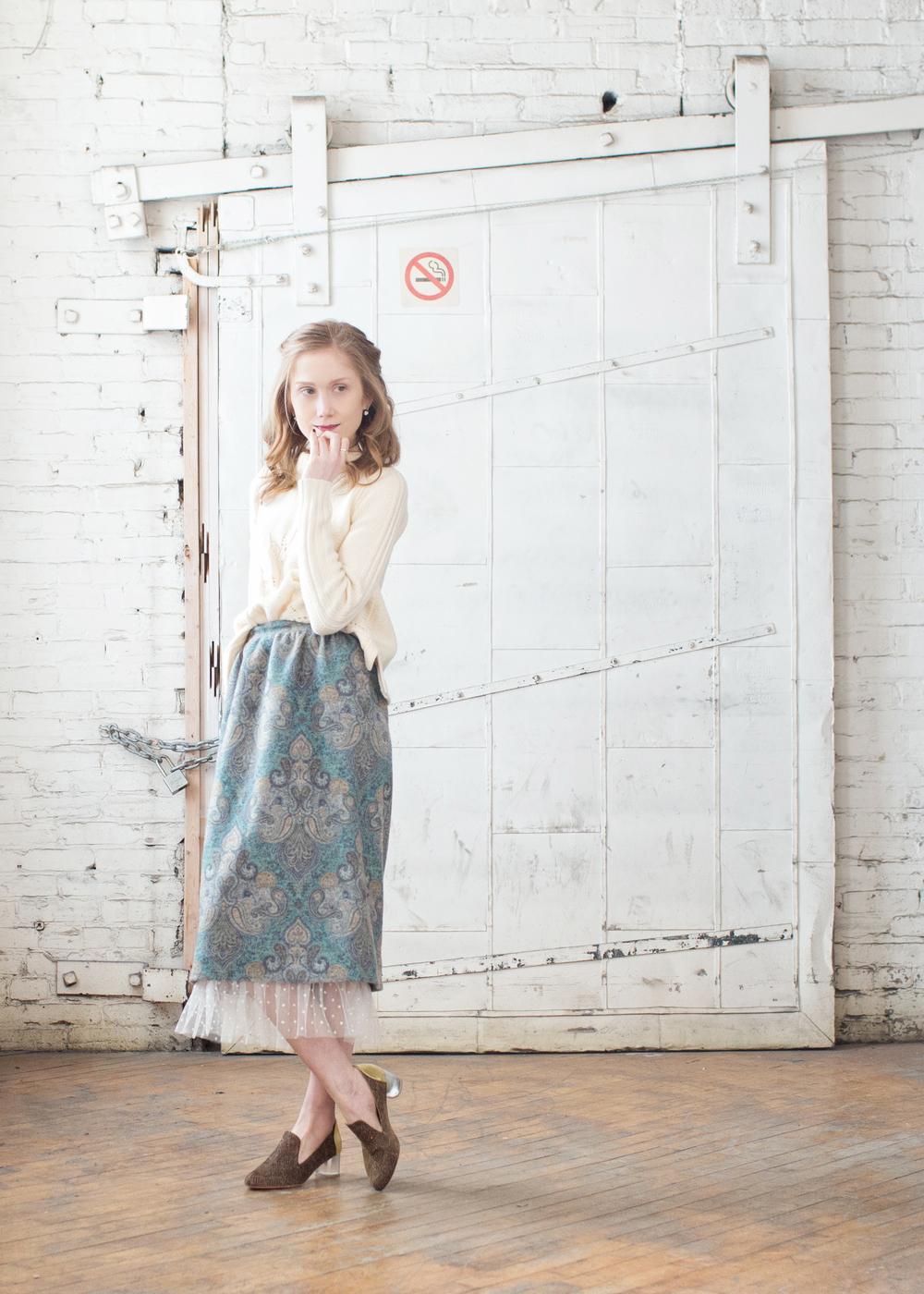 Defining Her Own | Maddie Flanigan