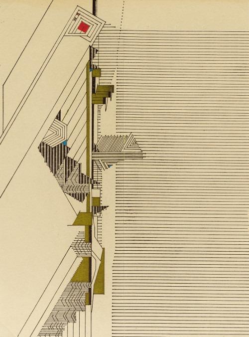Vintage letterhead from Frank Lloyd Wright