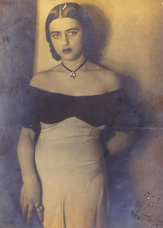 Indian-Hungarian artist Amrita Sher-Gil