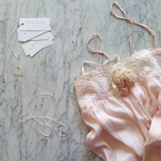 Dalena Vintage hang tags
