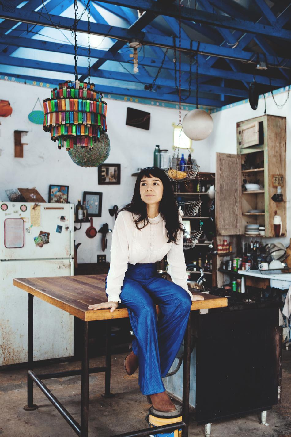 Artist Tamara Becerra Valdez. Photo by Arden Wray.