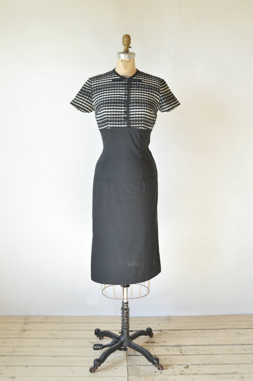Vintage 1960s Dress
