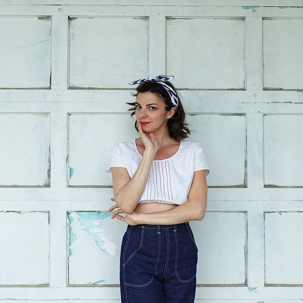 Shop vintage and antique blouses from the 1900s through the 1970s.