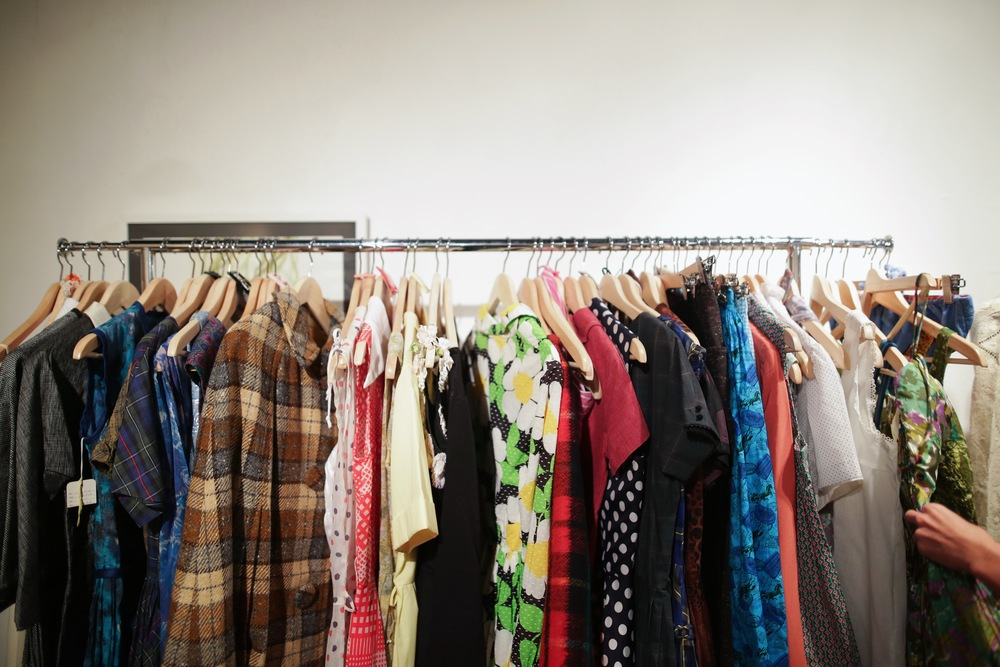 Dalena Vintage at The Fine Goods Pop-Up in Austin, Texas. Photo by Daniel Cavazos.
