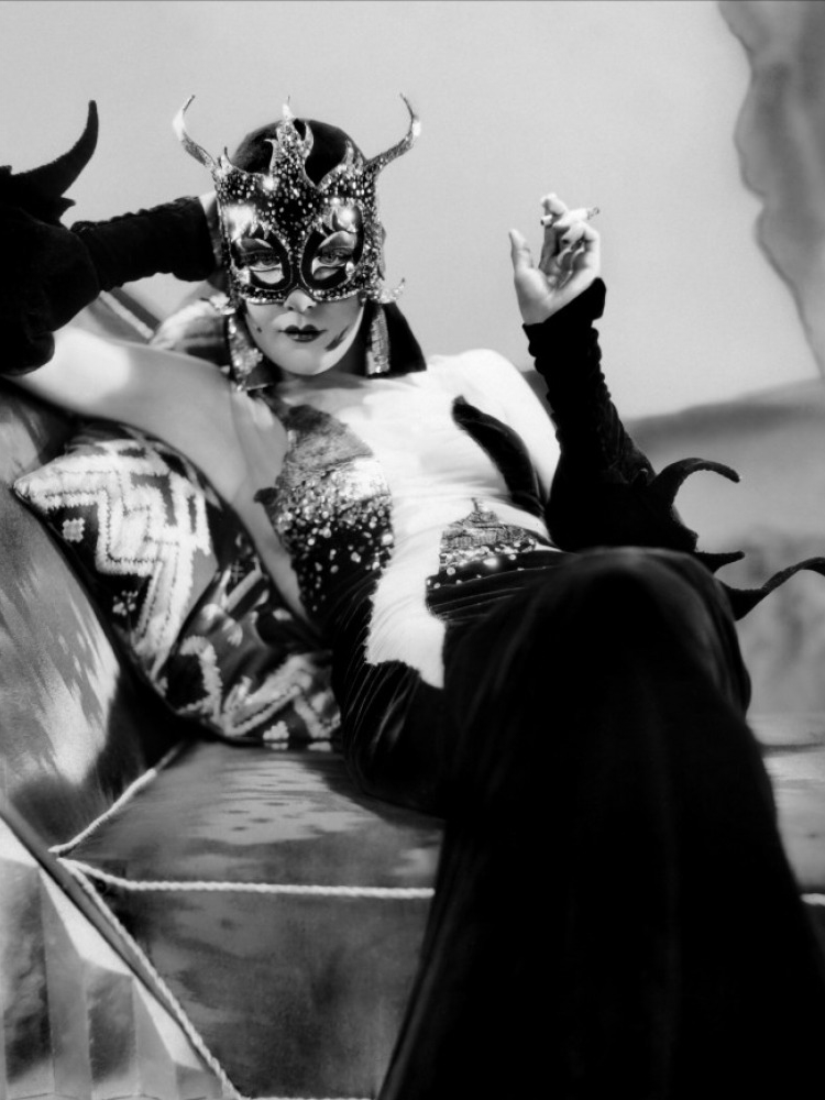Kay Johnson as Madam Satan circa 1930