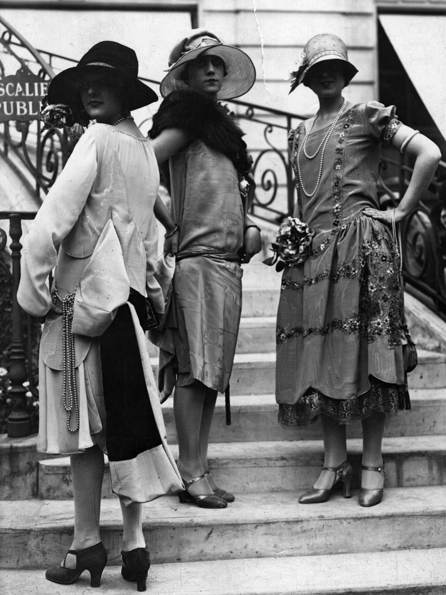 21 Style Moments From The 20s That Have Us Longing For