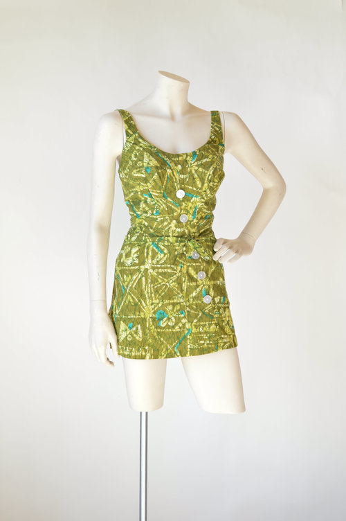 1950s vintage Catalina swimsuit from Dalena Vintage