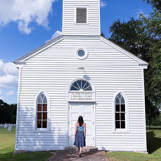 Wesley Brethren Church /// Wesley, TX