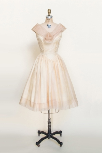 1950s Gigi Young party dress from Dalena's Attic