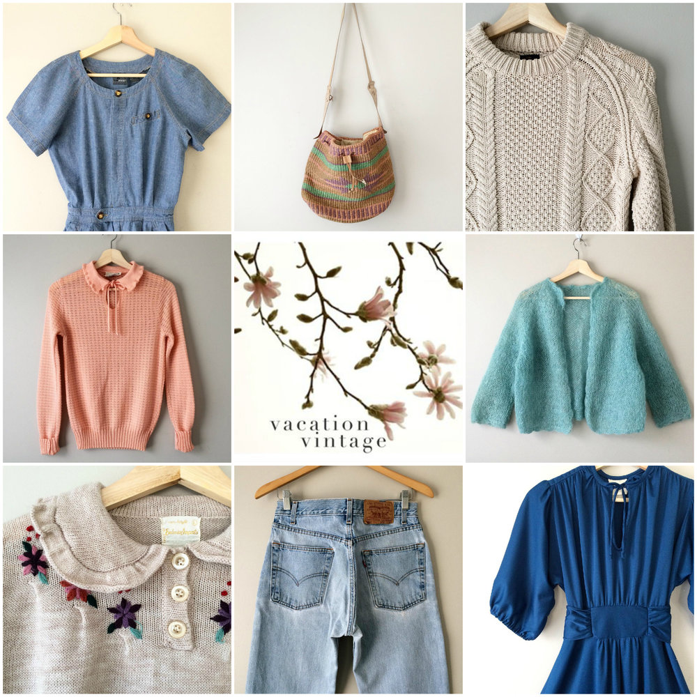 Top 5 | Best Vintage Instagram Shops — Vintage Clothing Store ...