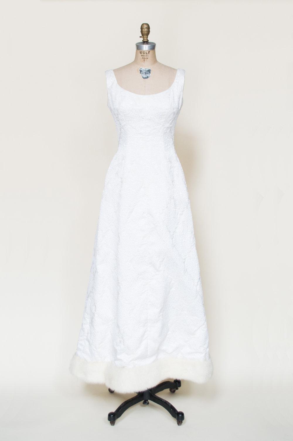Karina wedding dress vintage clothing store online for Vintage wedding dresses austin