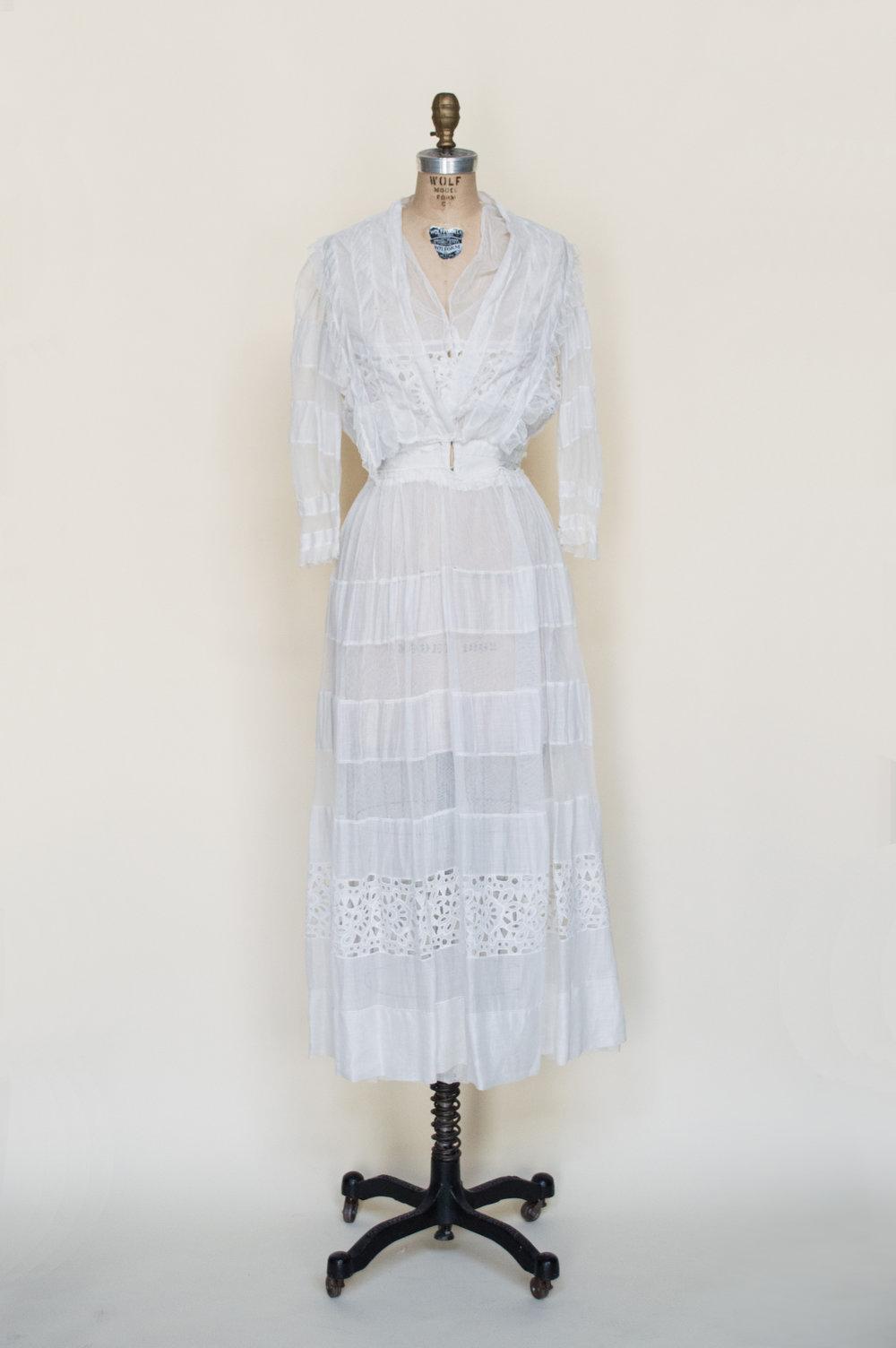 Freesia Dress — Vintage Clothing Store Online | Austin Texas ...