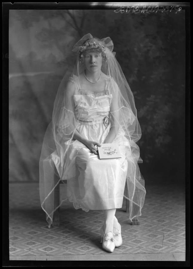 Photo of Texas bride taken by Julius Born.