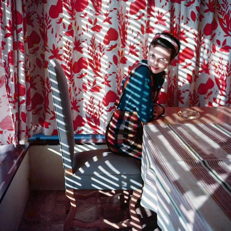 Florette, Vence, May 1954. Photography by J.H. Lartigue