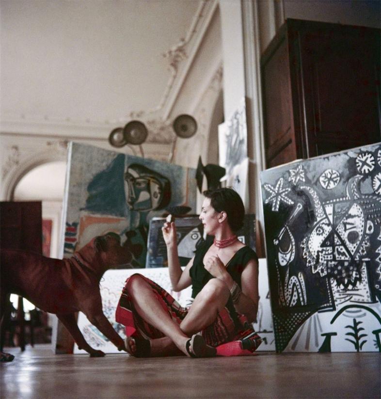 Florette Orméa through the Eyes of Lartigue
