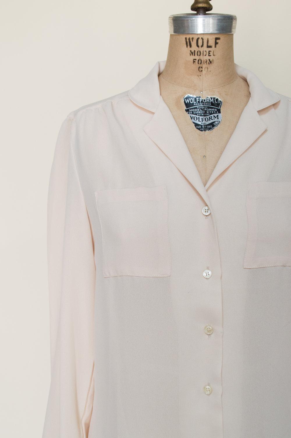 Vintage blouse from Dalena Vintage