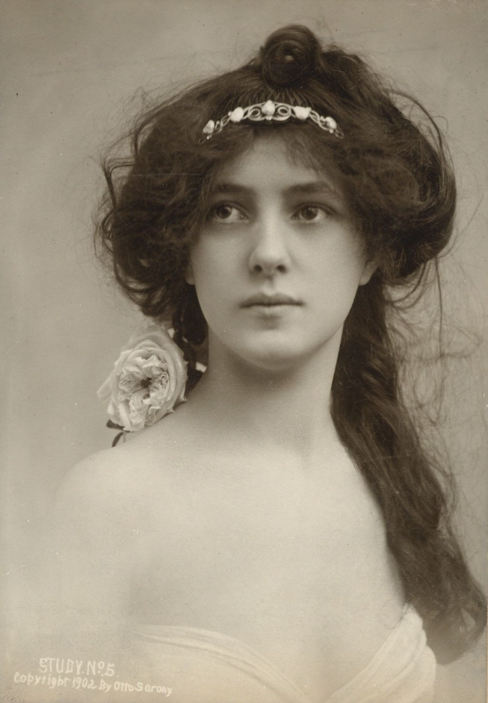 Edwardian beauty, Evelyn Nesbit