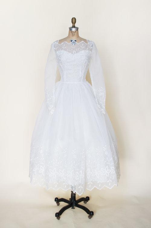 Angelina Wedding Dress — Vintage Clothing Store Online | Austin ...