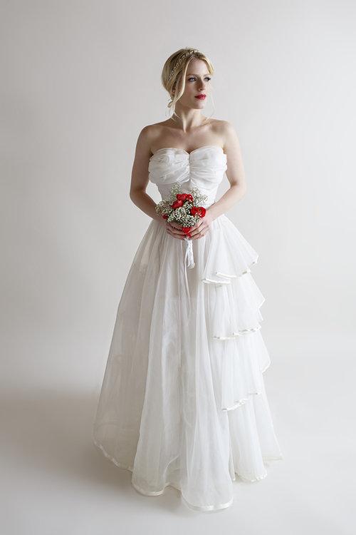 Anna Gown — Vintage Clothing Store Online   Austin Texas   Dalena ...