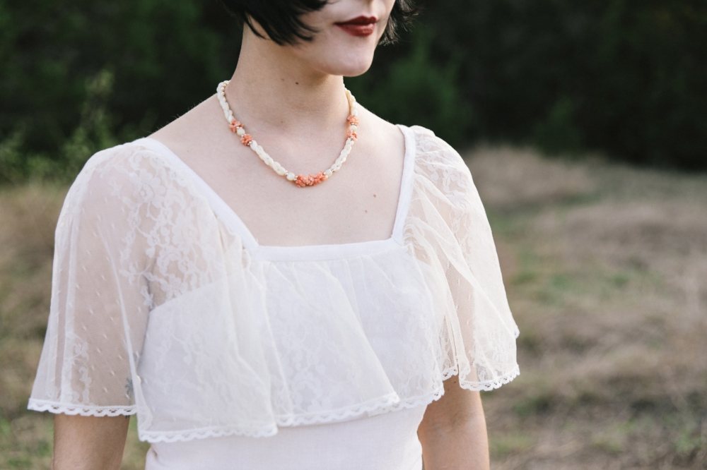 Hailey Tuck & a 1970s Wedding Dress — Vintage Clothing Store Online ...