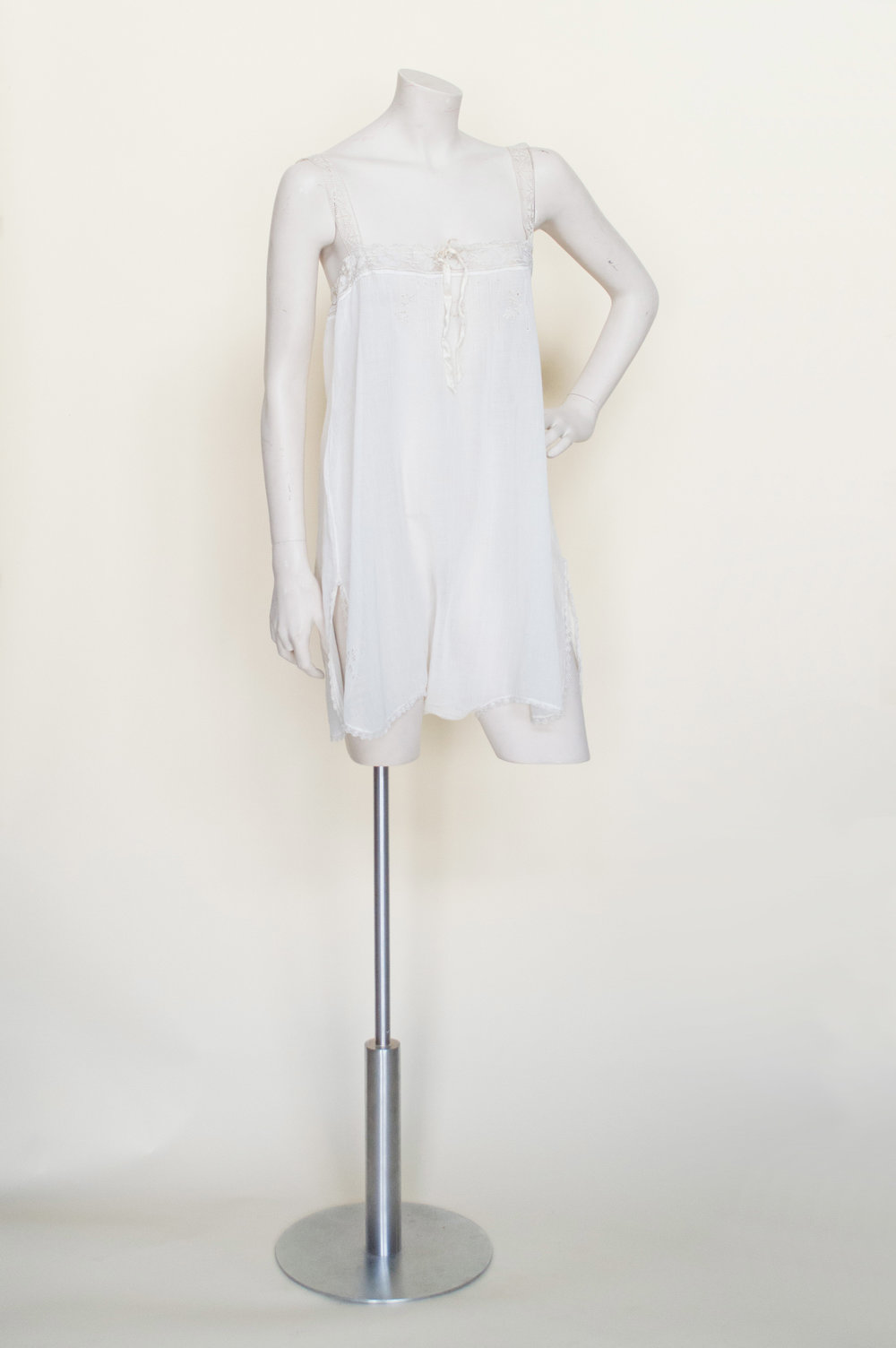 1920s Cotton Step-In