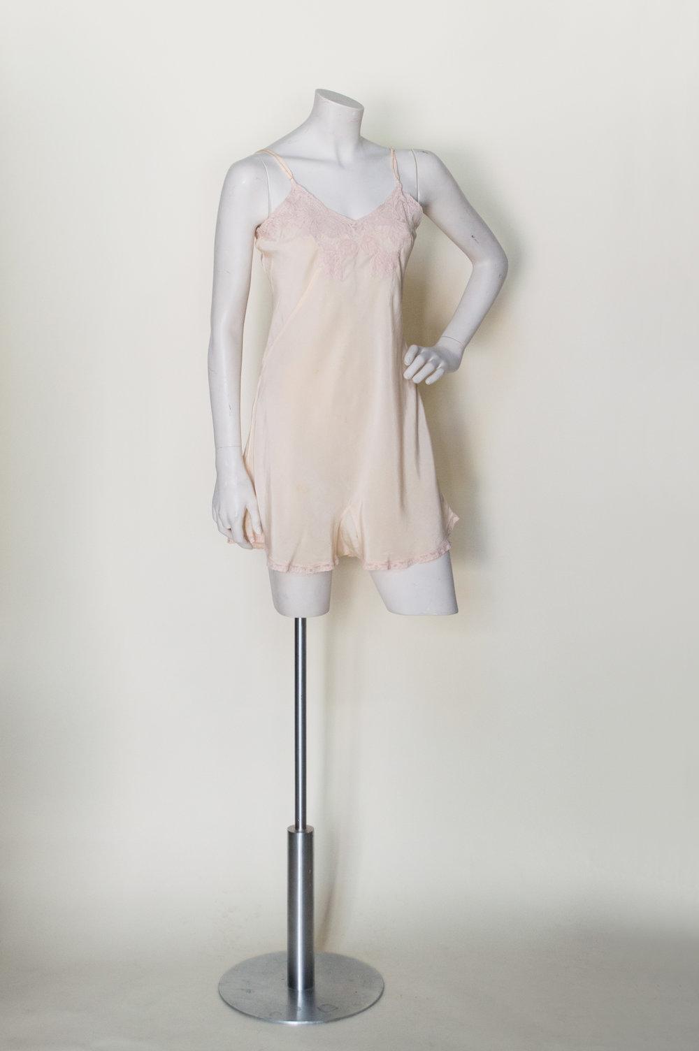 1920s Silk Step-In
