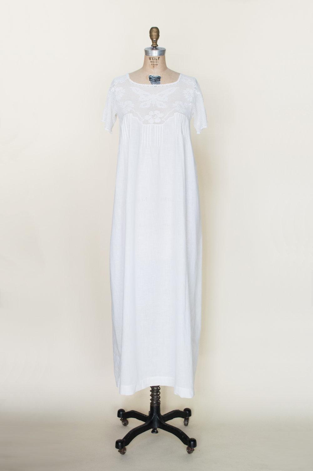 Edwardian Nightgown