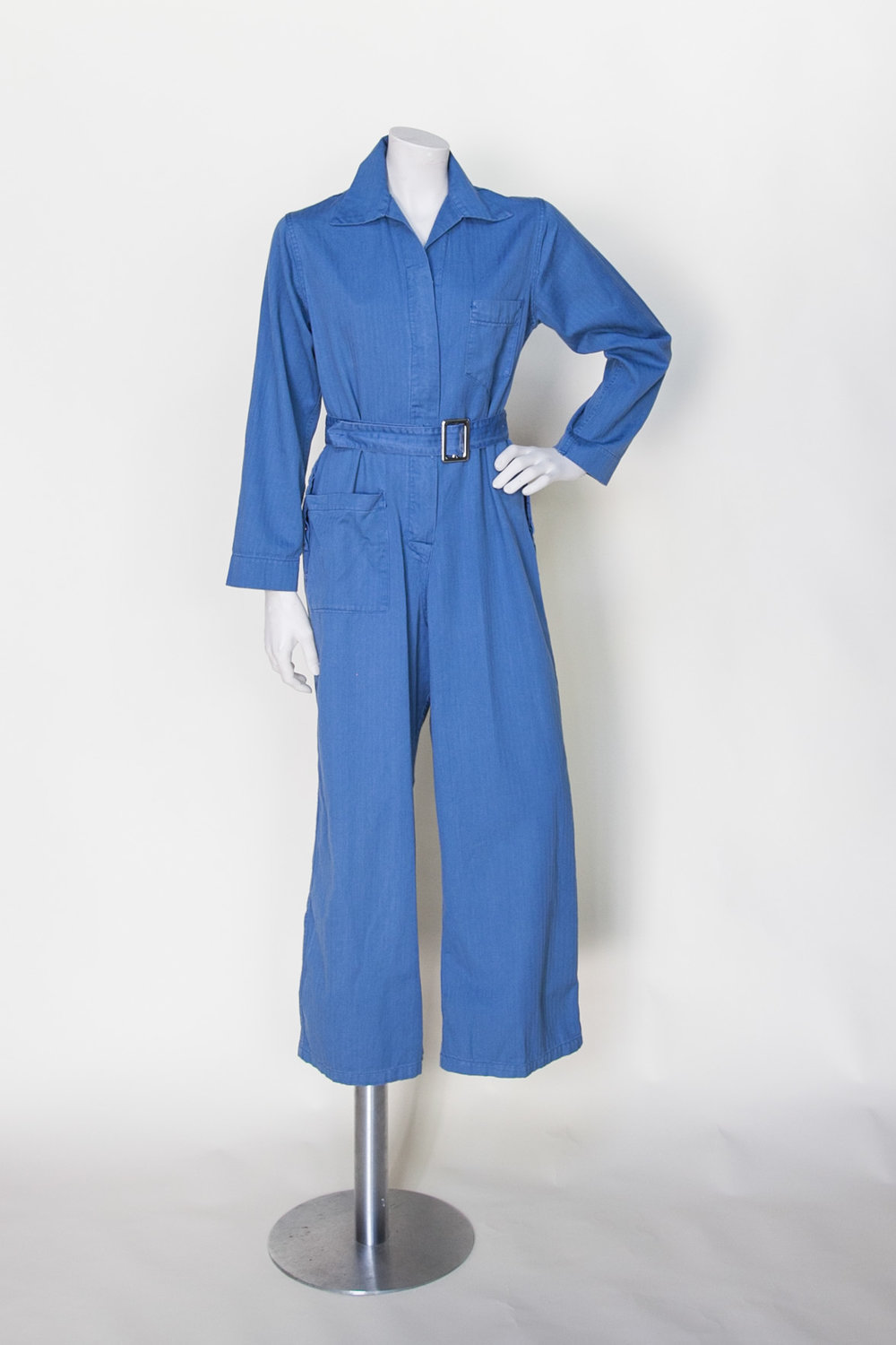 WWII Women's Work Suit