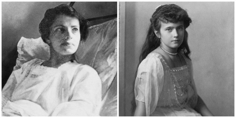 Anna Anderson versus Anastasia Romanov