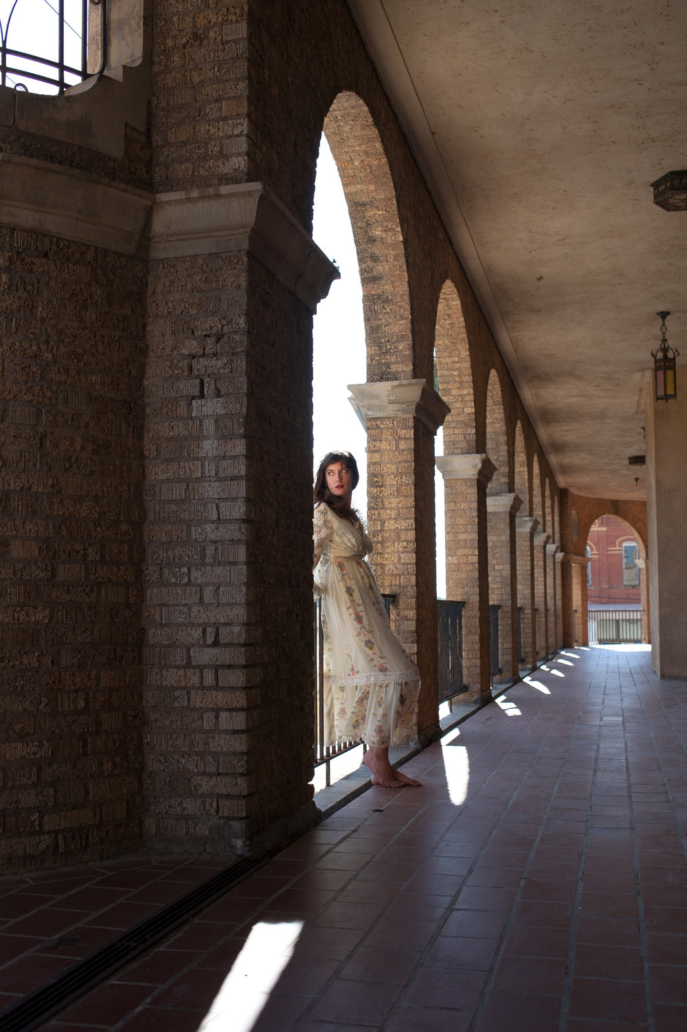 The Baker Hotel in Mineral Wells with Dalena Vintage.